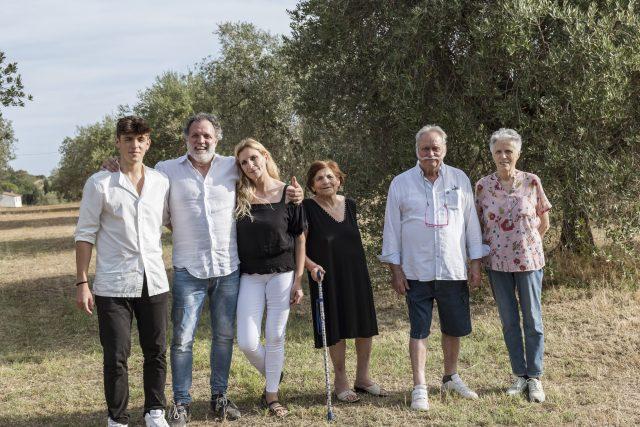 foto famiglia Sabatini